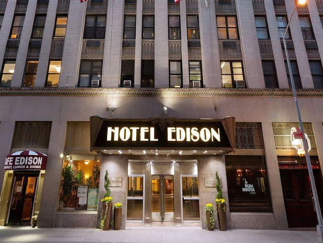 Hotel Edison em Nova York