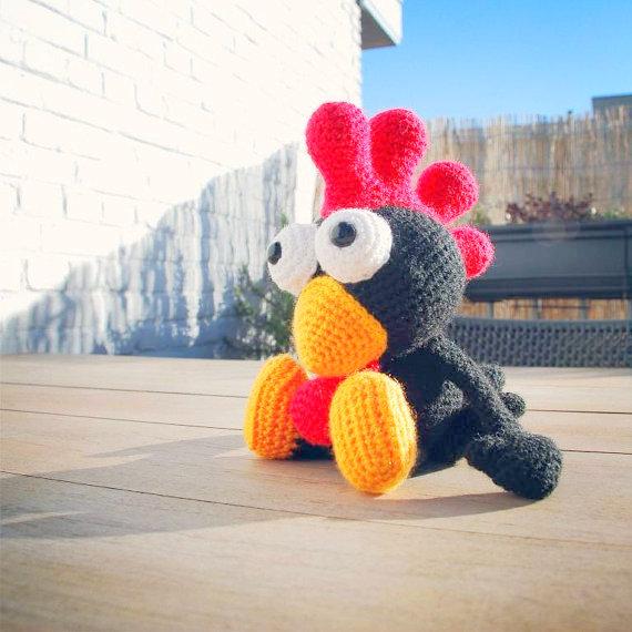 Amvabe Crochet Crochet Farm Animals
