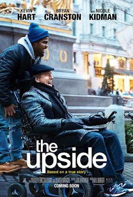 The Upside 2019 English 720p WEB-DL ESub 990MB