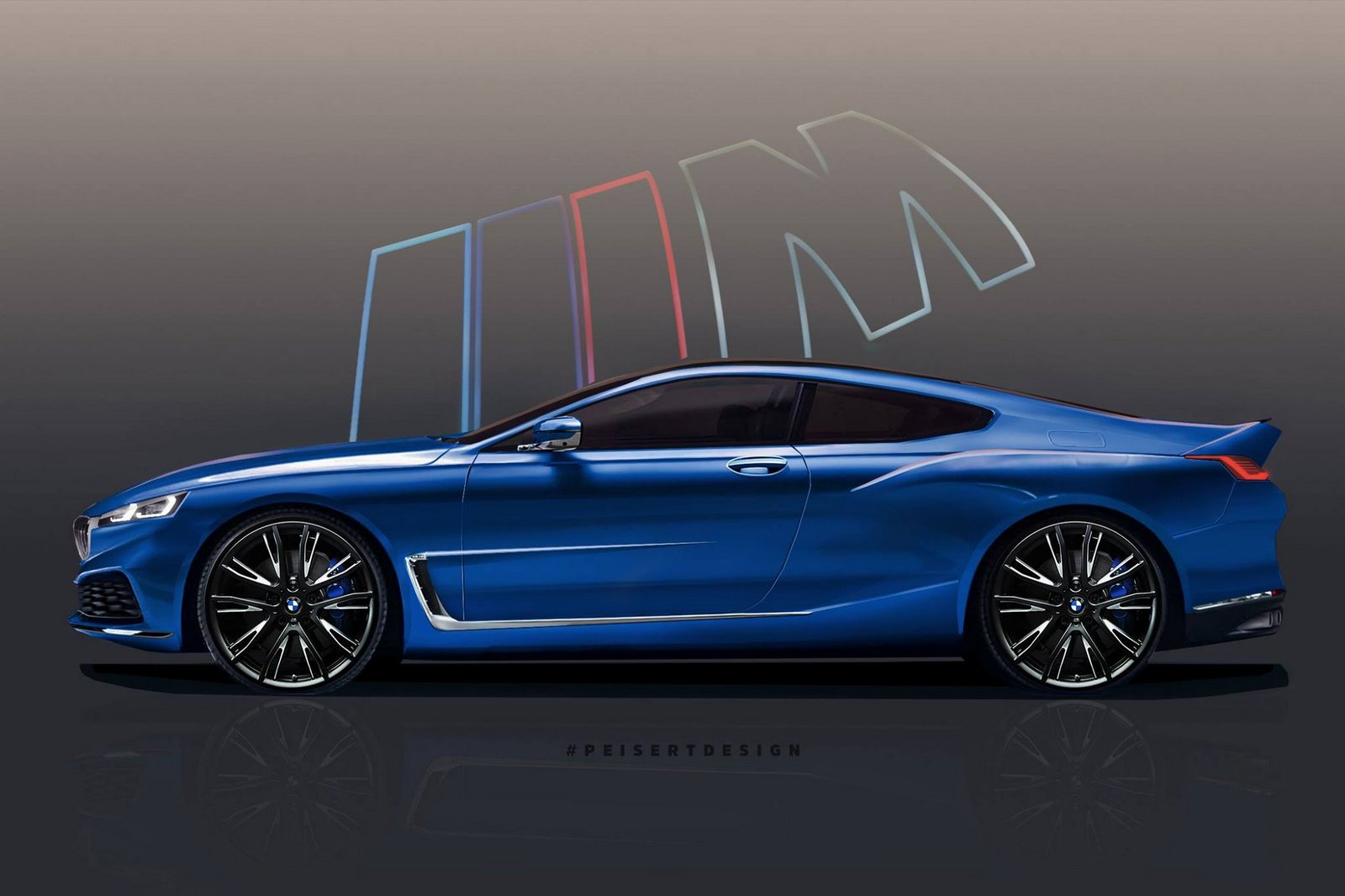 2019 Bmw 8 Series Rendered Concept Debuts Later This Week Carscoops