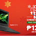 Acer Offers P12 Laptops at Shopee's 12/12 Final Christmas Rush
