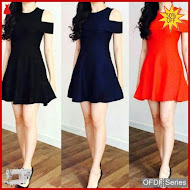 OFDF027 Dress Casual Dress Sabrina 2 Modis BMGShop