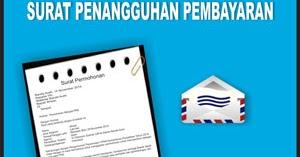 Contoh Surat Penangguhan Pembayaran Barangproduk Contoh Surat