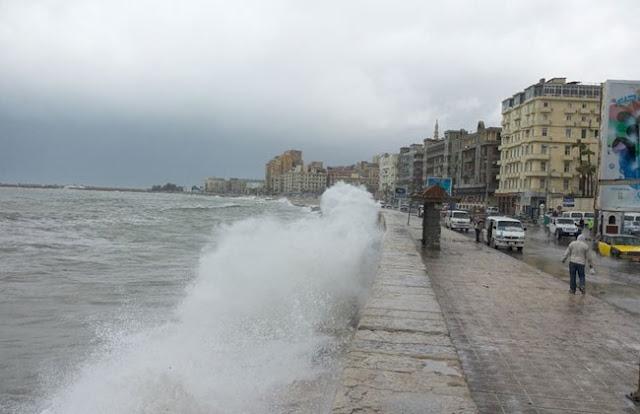 فصل الشتاء بالإسكندرية