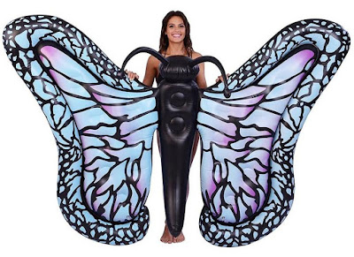 Butterfly Swimmingpool Float