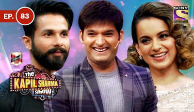 The Kapil Sharma Show Episode 83 19 Febuary 2017 HDTV 480p 250mb