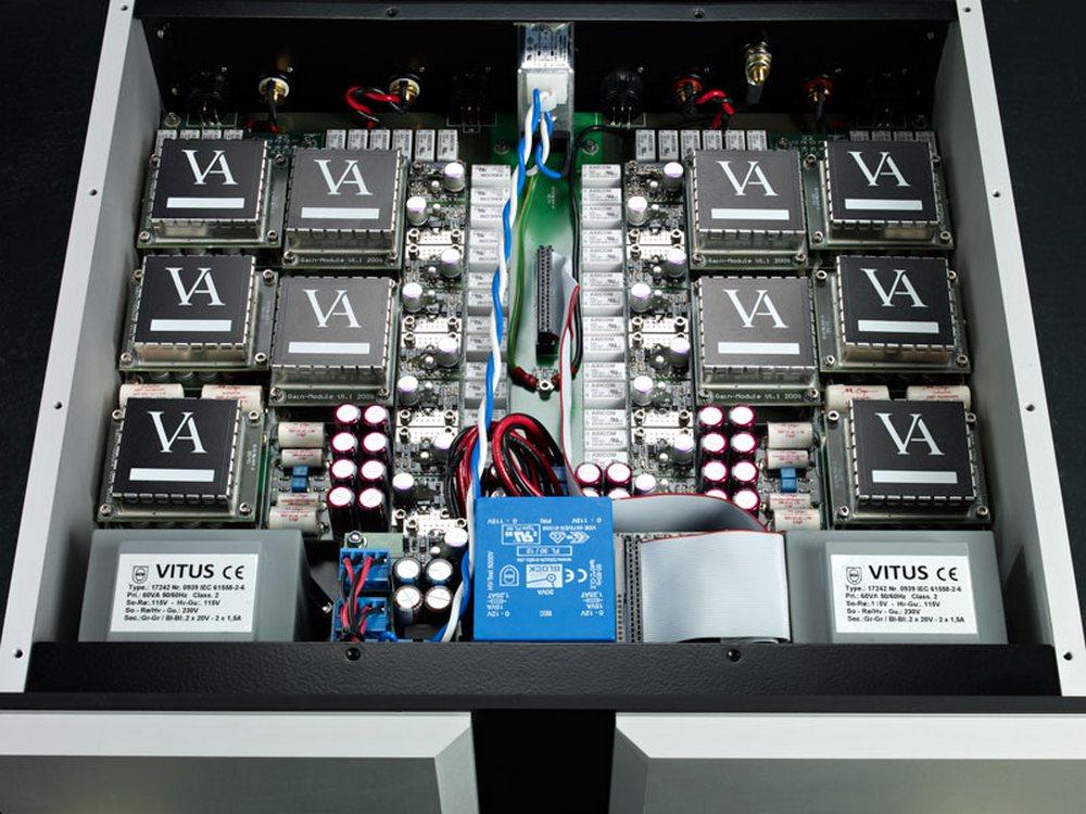 Wizard High End Audio Blog Vitus Audio Signature Series