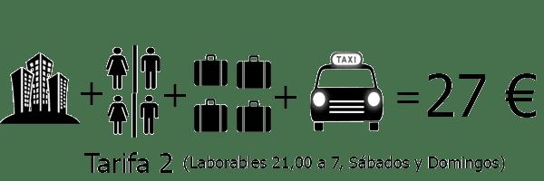 tarifa fija aeropuerto 2