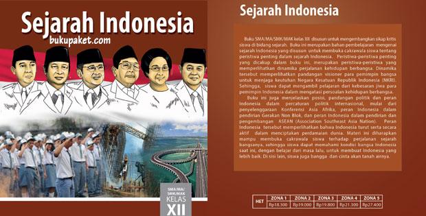 Materi Sejarah Indonesia Kelas 12 Kurikulum 2013 Revisi 2018