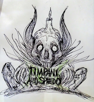 TIMPANI ALLO SPIEDO 'ZINE IS ON FACEBOOK! LIKE IT (click on the skull) OR DIE!!!