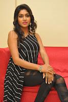 Akshida in Black Tank Top at Kalamandir Foundation 7th anniversary Celebrations ~  Actress Galleries 070.JPG