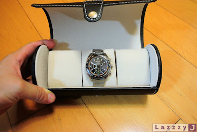 Ashford旅行錶盒開箱心得