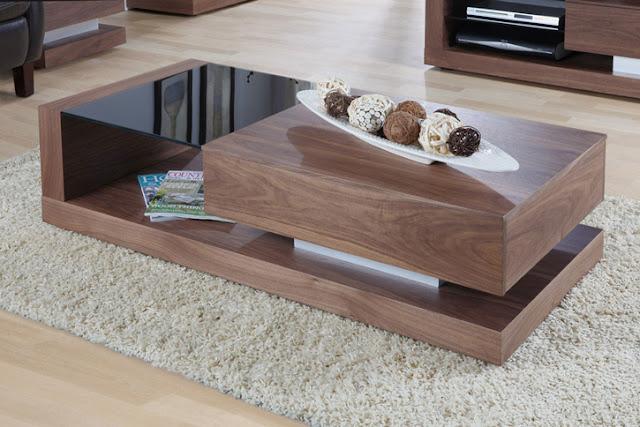 Hình ảnh cho mẫu bàn trà gỗ tự nhiên đẹp Hà Nội được thiết kế với phong cách hiện đại, sang trọng và đẳng cấp