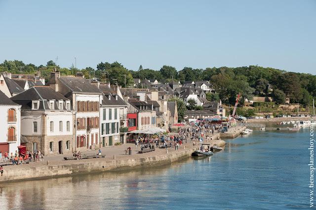 Auray viaje Bretaña roadtrip turismo que ver