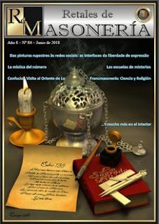 Retales de Masonería 84 – Junio 2018
