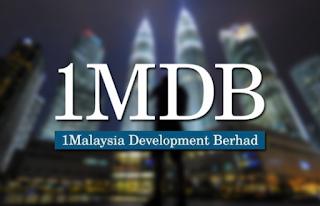DS Najib dan 1MDB Perpisah Tiada : Kini Amerika Pula Menyiasat