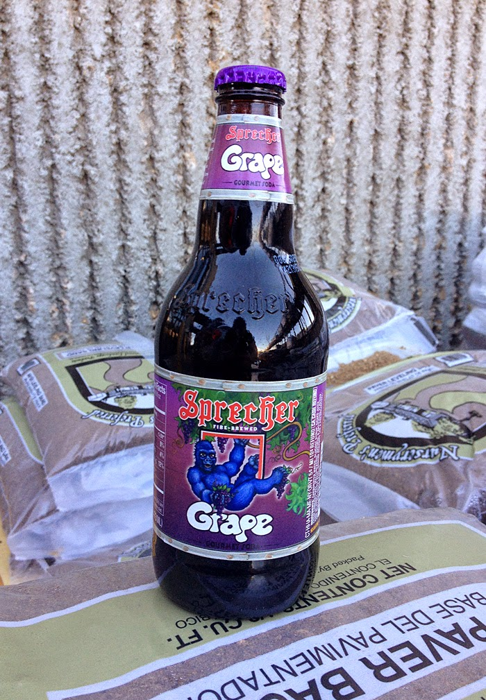 Sprecher Grape Cola