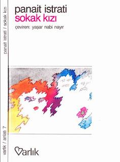 Panait İstrati - Bütün Eserleri - 07 - Sokak Kızı Nerrantsula