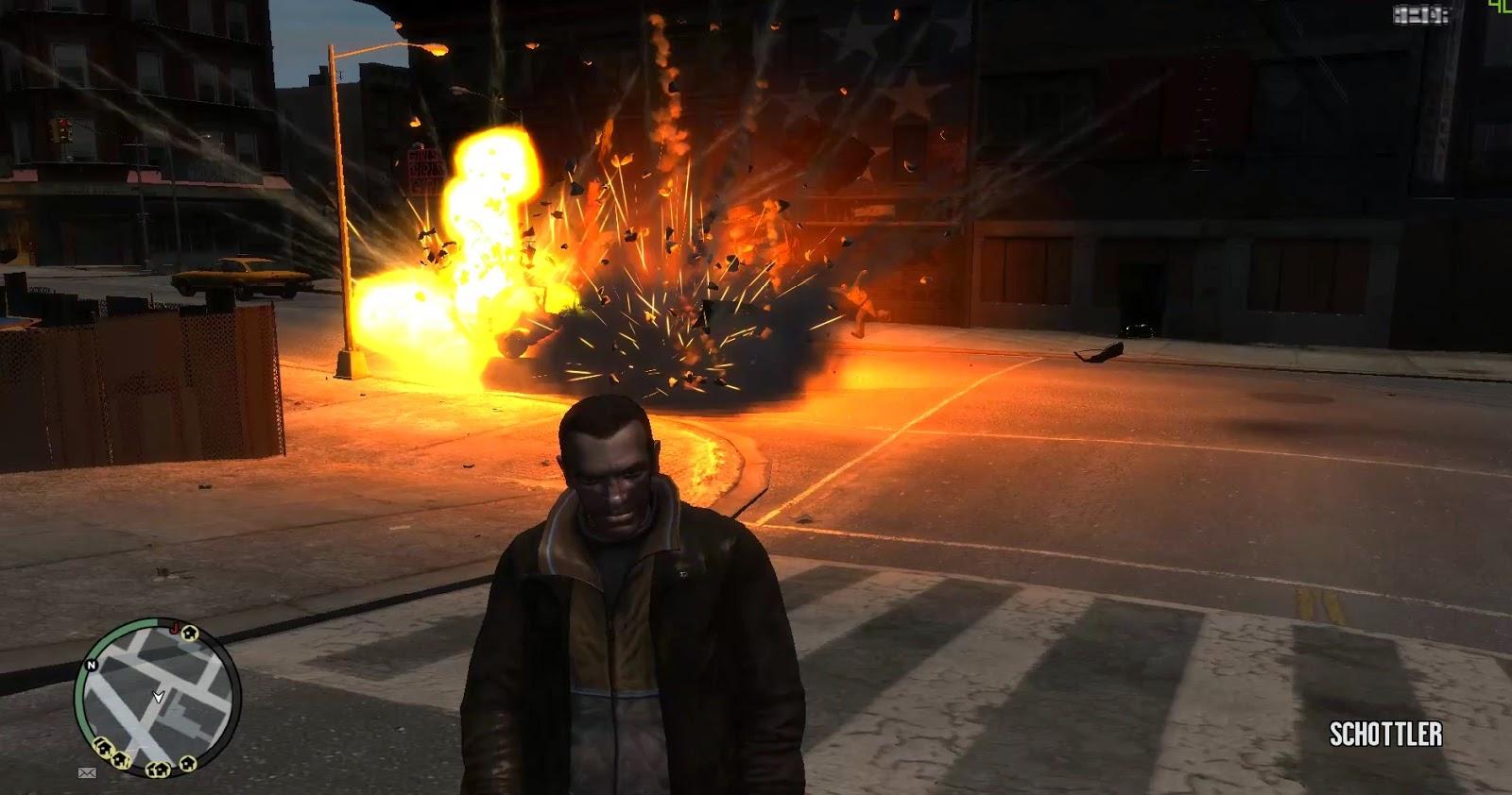 Grand Theft Auto V: How to Detonate Sticky Bombs