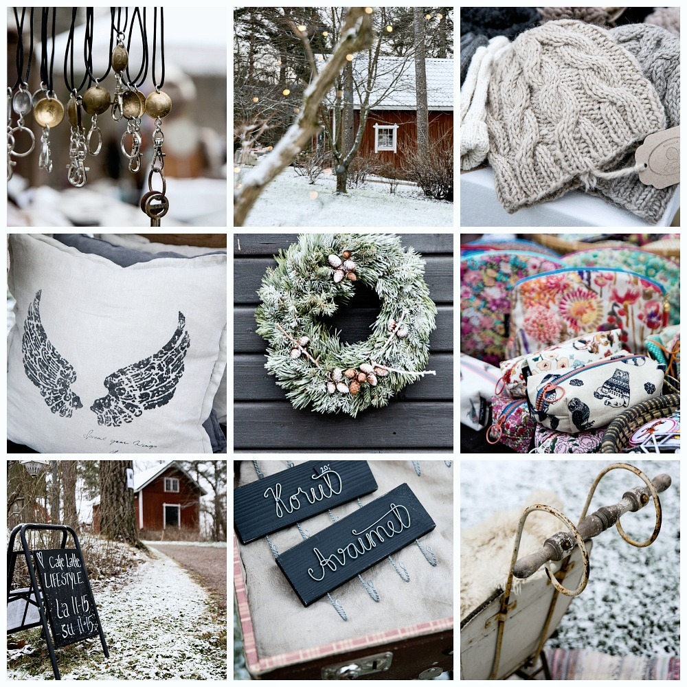 joulumarkkinat, joulutori, käsityö, markkinat, Espoo