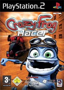 Crazy Frog Racer PS2 ISO (Español Multi) (MG-MF)