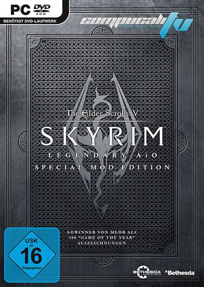 The Elder Scrolls V Skyrim Legendary AIO Special Mod Edition PC