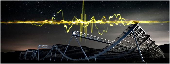 Sinais de rádio repetidos estão vindo de uma galáxia a 1,5 bilhões de anos-luz de distância
