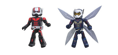 Ant-Man and The Wasp Marvel Minimates Box Set by Diamond Select Toys
