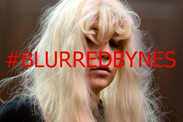 BLURRED BYNES
