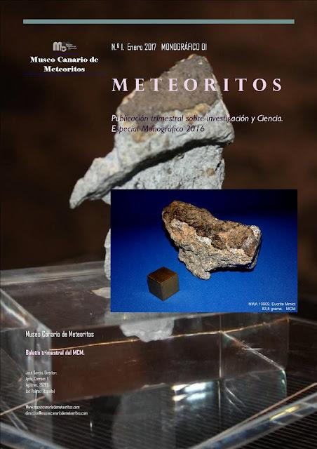 Revista Meteoritos 1. Enero 2017