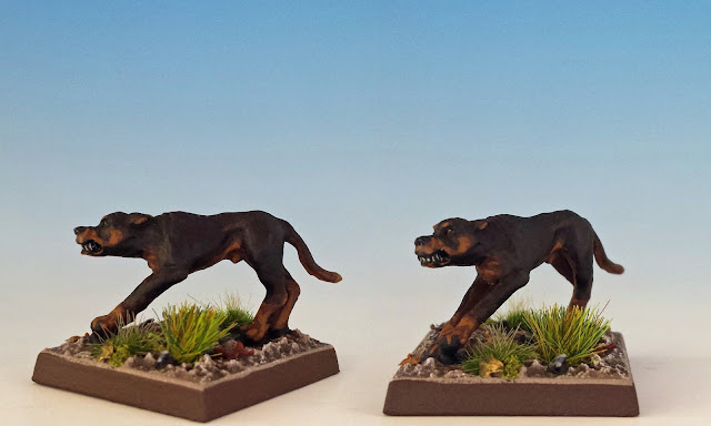 Fritzy, Citadel ADD80 Blink Dog (sculpted by Aly Morrison, 1985)