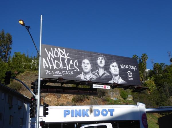 Workaholics season 7 billboard