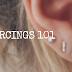 PIERCINGS 101   #1