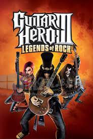 Guitar Hero III Legends of Rock PC Full Version