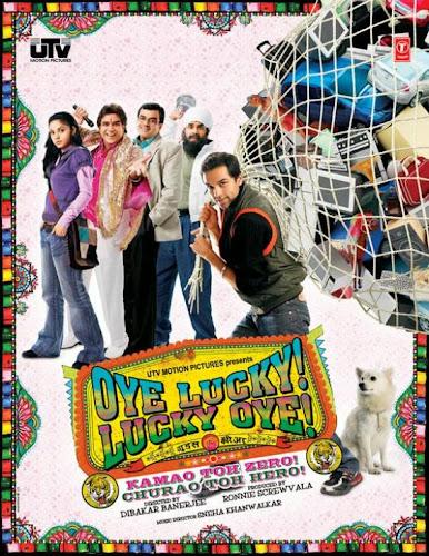 Oye Lucky! Lucky Oye! (2008) Movie Poster