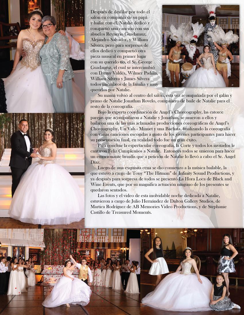 Natalie Guadamuz Paris Theme 15 Celebration Social Pages on Anmar ...
