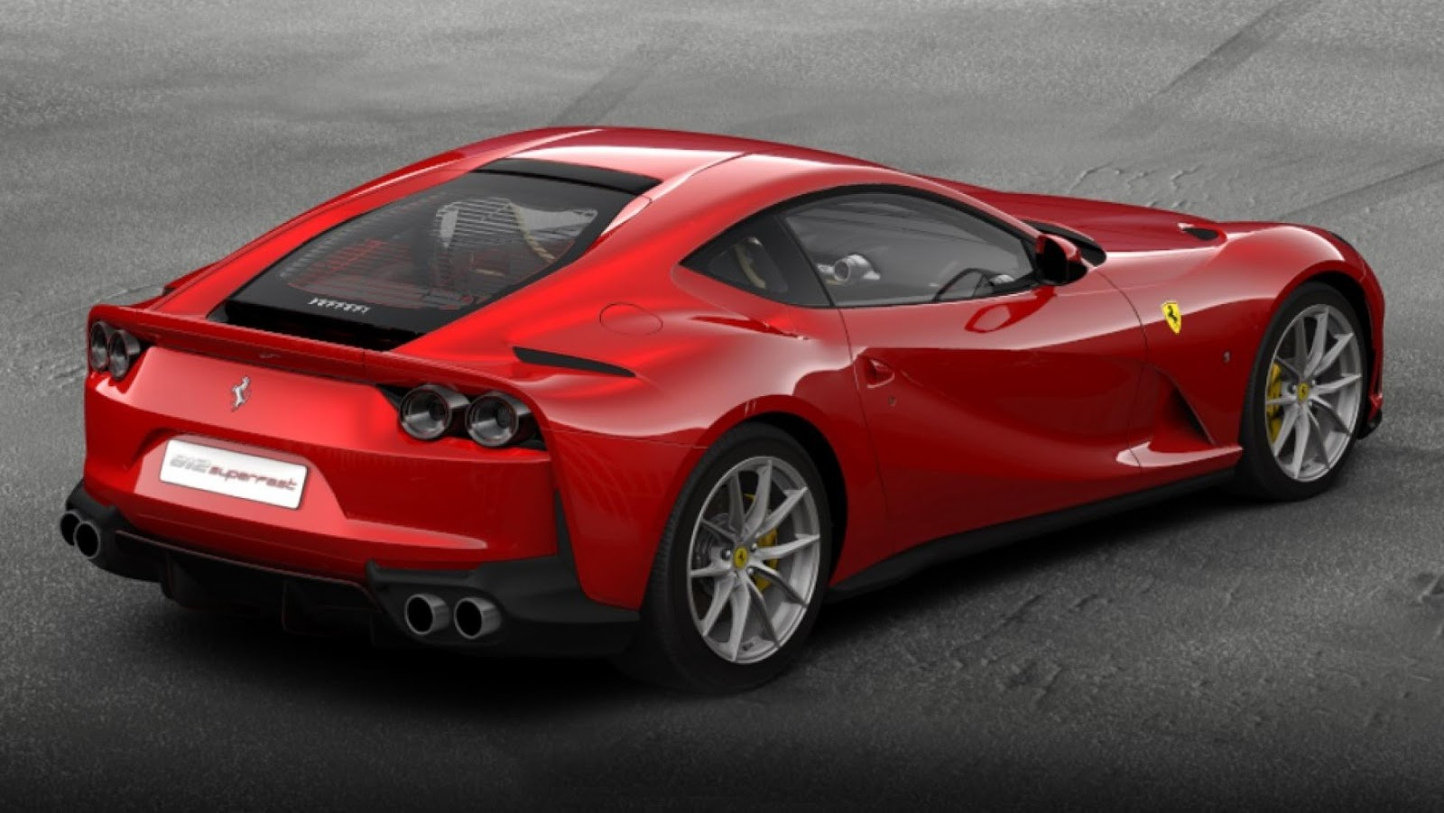 Ferrari S 812 Superfast Configurator Is A Great Time