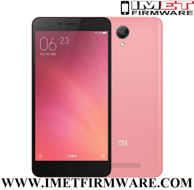 Xiaomi Redmi Note 2 Flash File Firmware Stock Rom - IMET