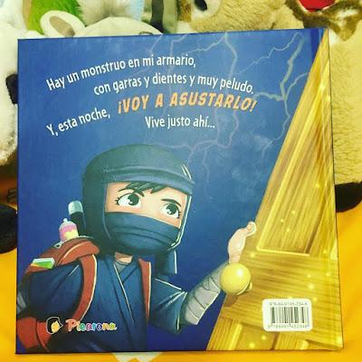 cómo atrapar a un monstruo, album ilustrado, cuento, cuento infantil, picarona, ediciones obelisco, reseña, libros, libros 2019, que estás leyendo,