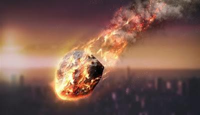 Mineral Baru Dalam Meteorit Ini Lebih Keras Dari Berlian