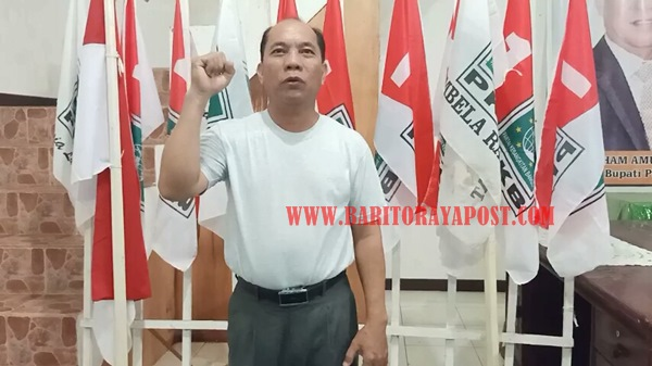 Ketua PKB Pulang Pisau Apresiasi Kenerja TNI - Polri