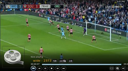تحديث إضافة NJM Soccer مشاهدة أفضل القنوات على برنامج kodi