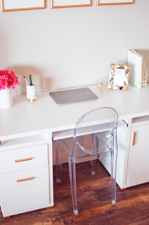 Prime From Drab To Fab My Desk Decor Makeover On A Budget Beutiful Home Inspiration Xortanetmahrainfo