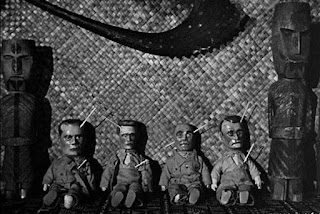 Secuencia de Voodoo Island 1957