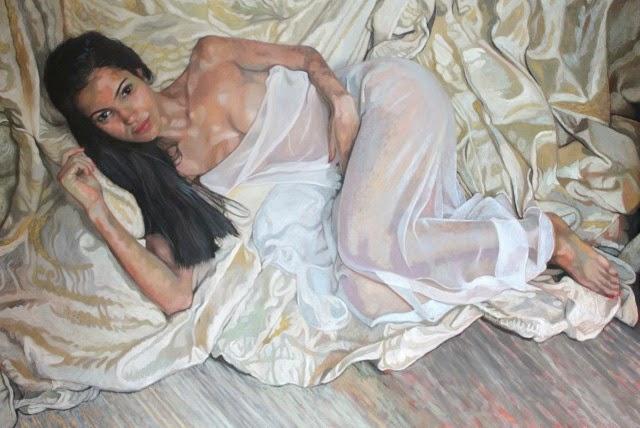 Британская художница. Victoria Kate Russell