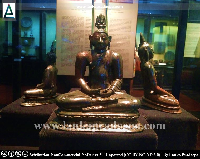 Buddha images (Samadhi) - 14th century, Uda Aludeniya Viharaya