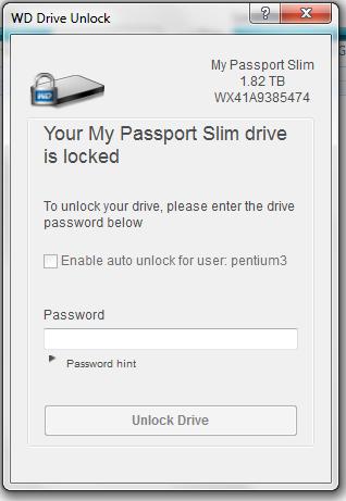 Unboxing & Review: Western Digital My Passport Slim 92