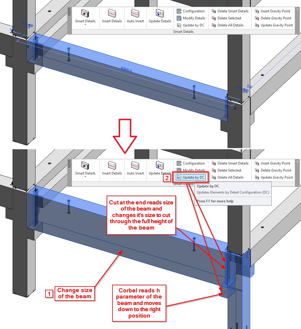 Revit Add-Ons: Precast Concrete Suite – Example Uses