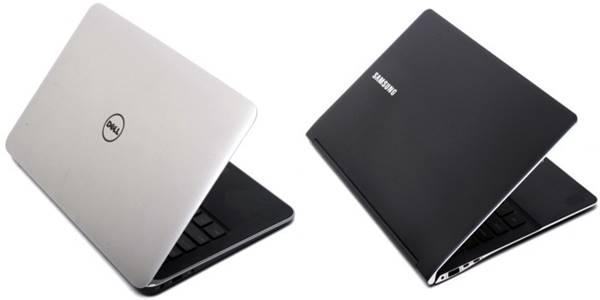 Qual compensa mais: um notebook Dell ou um notebook Samsung?