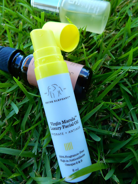 Drunk Elephant Virgin Marula Luxury Facial Oil - www.modenmakeup.com